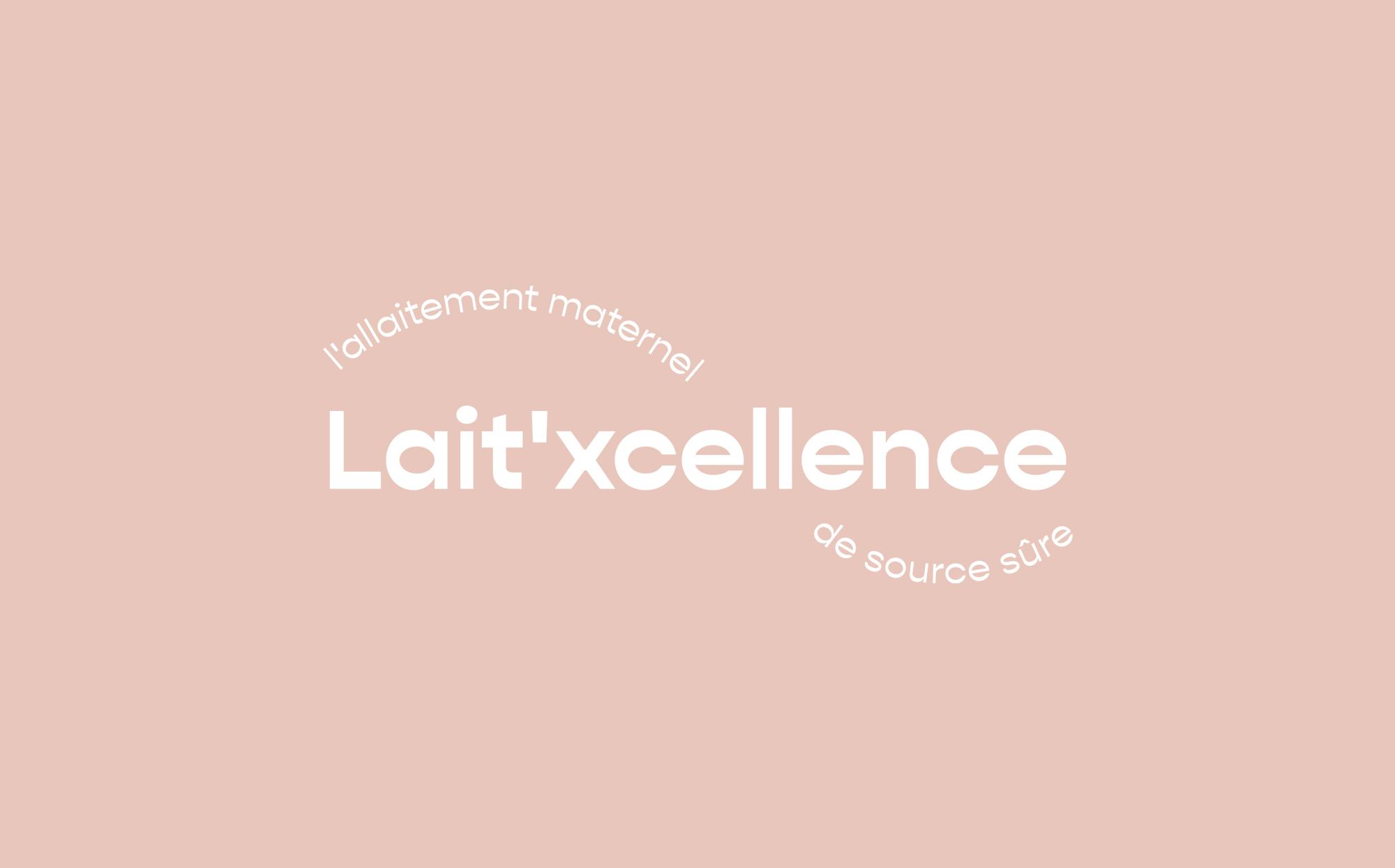 Lait'xcellence Logo