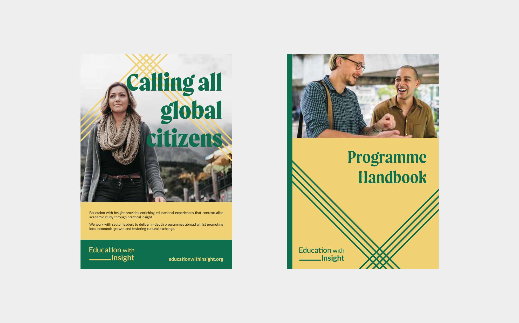 EwI Flyer & Handbook