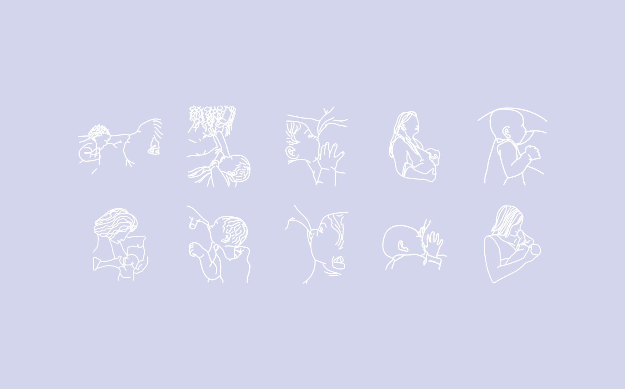 Lait'xcellence Illustrations
