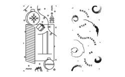 Sheffield Says Christmas & NYE Illustrations