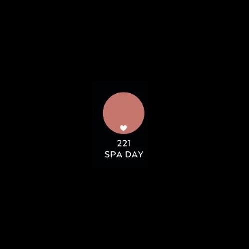 SPA DAY (heart indicates popular shade)