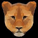 geometrische Lioness