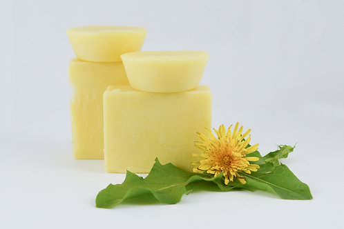 Dandelion Lotion Bar