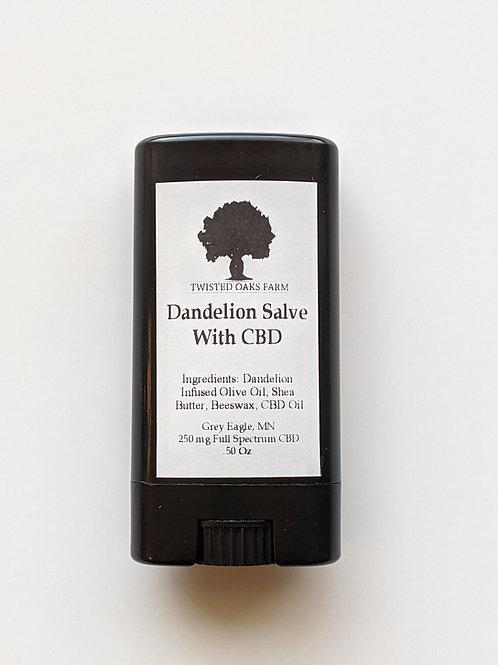 Dandelion Salve (milligrams)