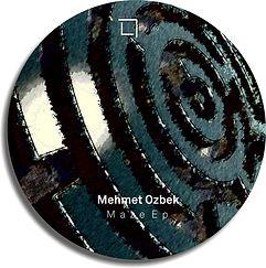 DPH 060 - Mehmet Ozbek - Maze EP _ cover
