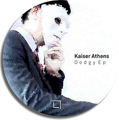 DPH 071 Kaiser Athens - Dodgy EP _ cover