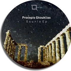 DPH 064 Procopis Gkougklias - Sounio EP