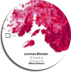 DPH 056 Lorenzo Blender - Chaka _ cover.