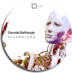 DPH059 Danniel Selfmade - Automata EP _