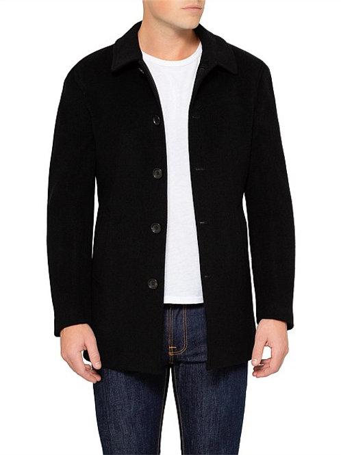 STUDIO ITALIA Bellagio Wool Cashmere Pea Coat