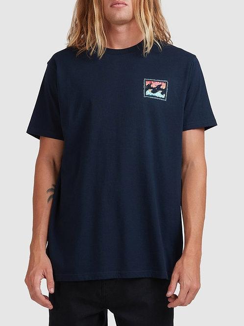 BILLABONG Crayon Waves T-Shirt