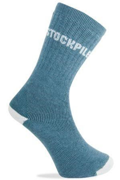 STOCKPILE Boot Sock
