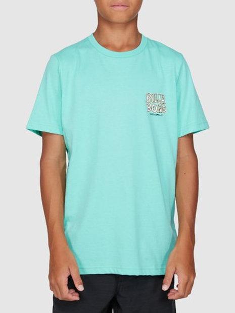 BILLABONG Boys Jaws T'Shirt
