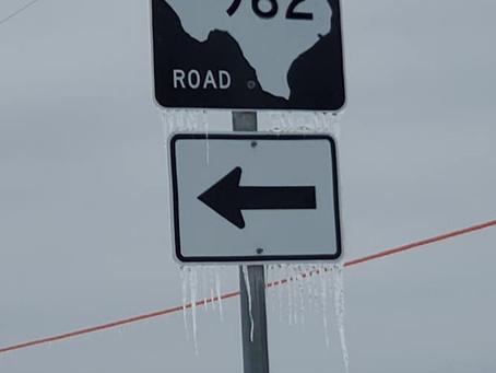 Snow? In Texas?!