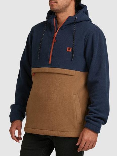BILLABONG Boundary Pullover Hood