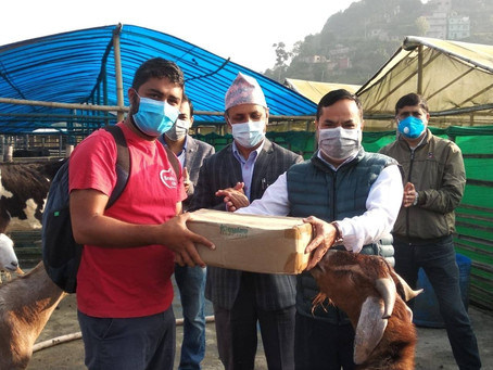 Thank you Department of Livestock Services Nepal