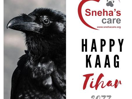 Happy Kaag Tihar