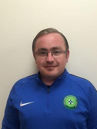 Stuart Houlton - Football Services Offic