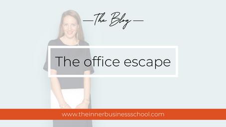 The office escape
