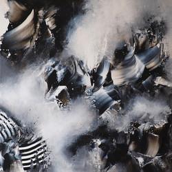 Evanescence - 50 x 50 cm
