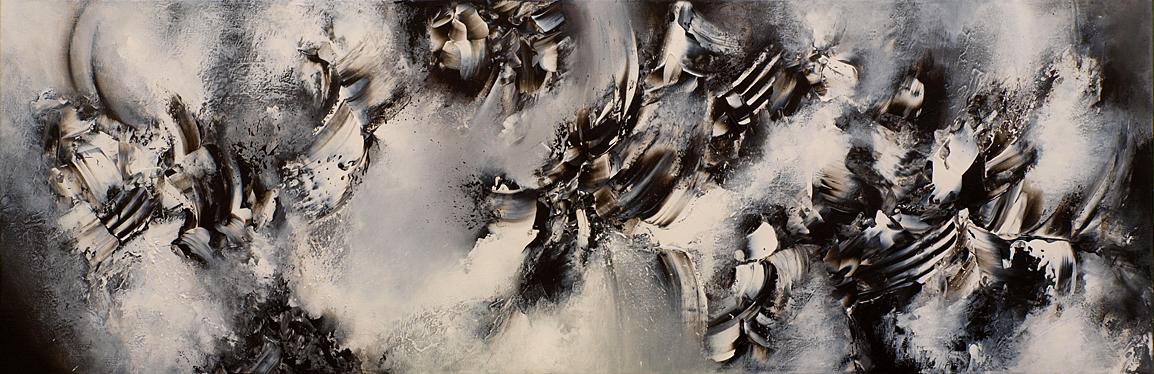 Nitroglycérine - 40 x 120 cm