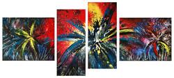 Euphorie - 78 x 170 cm