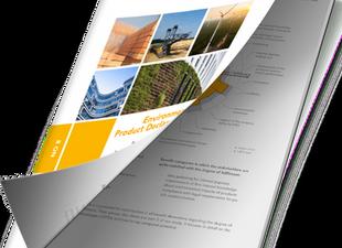 Neuerscheinung: Studie zum Nutzen von Umweltproduktdeklarationen
