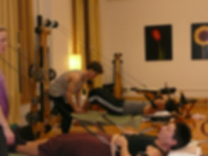 Teacher Training at GYROTONIC Movement Center; Seattle, WA