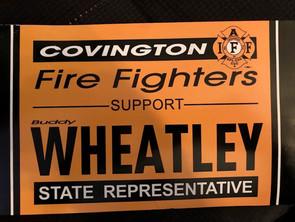Covington Firefighters