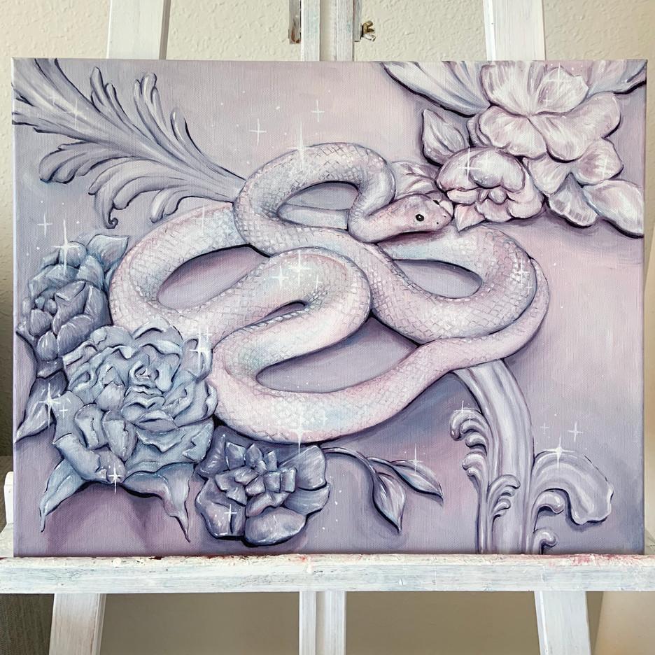 Divine Serpent