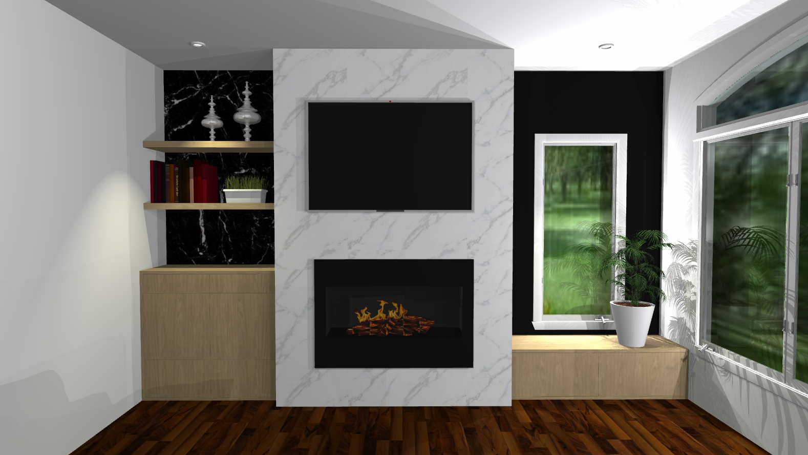 Grande Côte 3D foyer