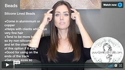 hair extensions trainin