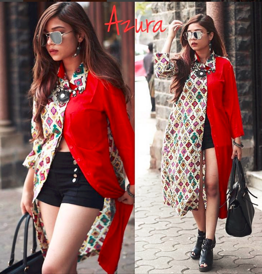 This Time I Did This For AzuraByRaunika - Young Designer In The City image