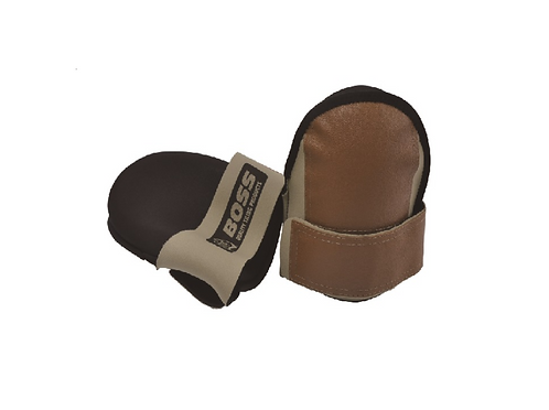 DTA LEATHERETTE KNEE PADS