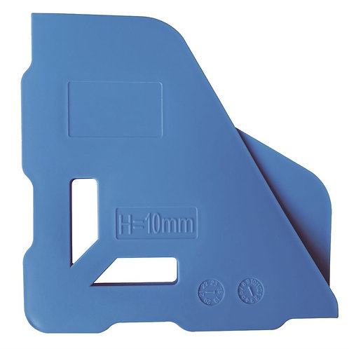Tile Corner Protectors 4Pcs for 10mm Tile Thickness