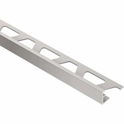 "Corner Profile Edge Chrome Matt  1/2"" (12.5mm) L shape"