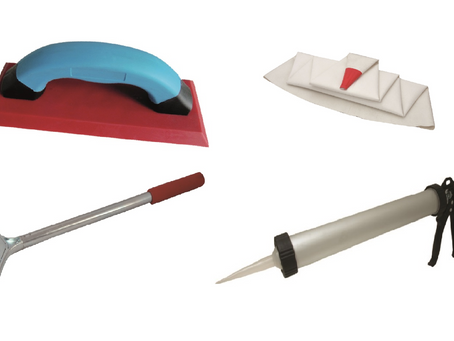What is a grouting tool?
