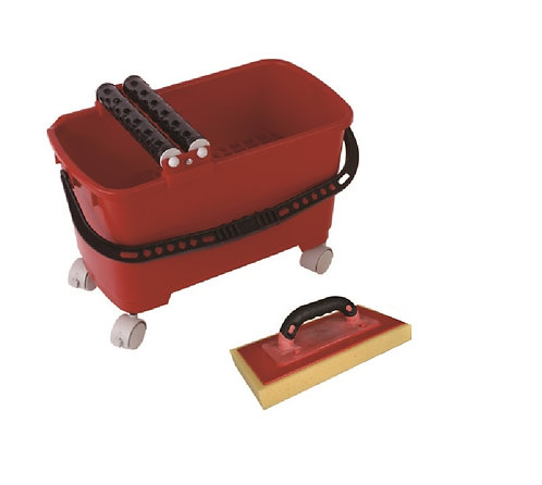 Grout Clean Up System