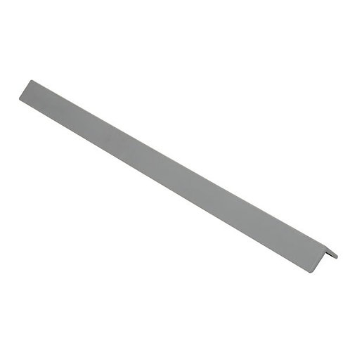 "Tile Trim Edging Corner Guard Matt Silver (Length 120"")"