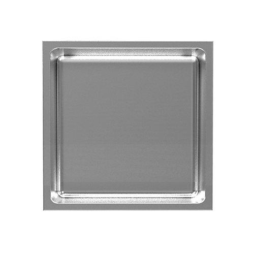 Rubi Shower Niche Shelf Stainless RNK12R-IB