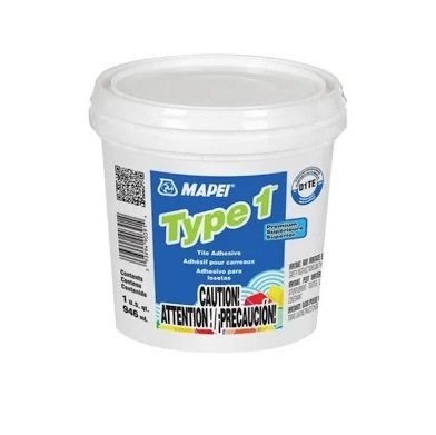 Mapei Type 1 Wall/floor Ceramic Adhesive 945ml
