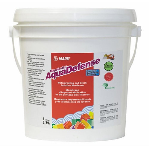 Mapei Aqua Defense Waterproofing Membrane 3.78Lt