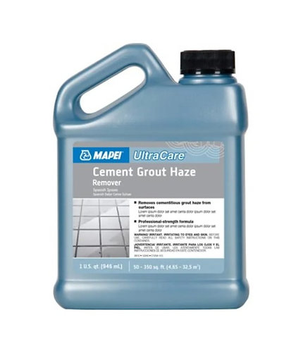 Mapei Cement Grout Haze Remover 946ml
