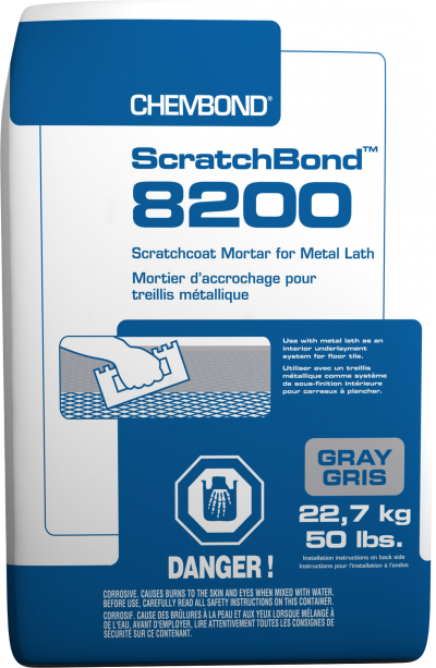 Scratch Bond Gray- 50lb (8200)