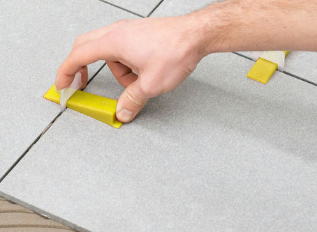 How to use Tile Leveling System