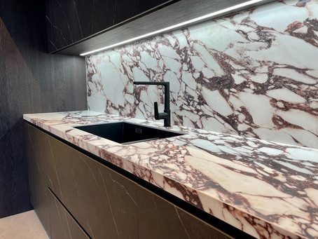 What is a thin porcelain tile