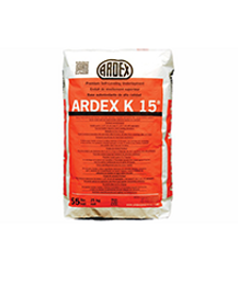 Ardex K15 Premium Self-Leveling Underlayment 55lbs