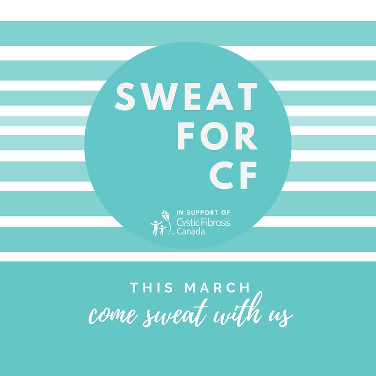 Virtual: Sweat for CF Fundraiser