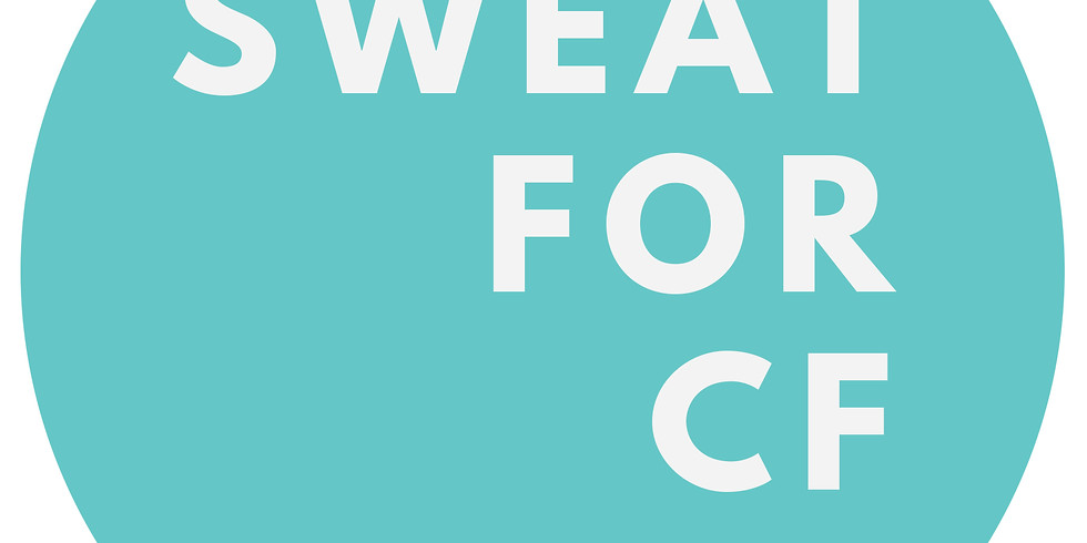 Sweat for CF Fundraiser