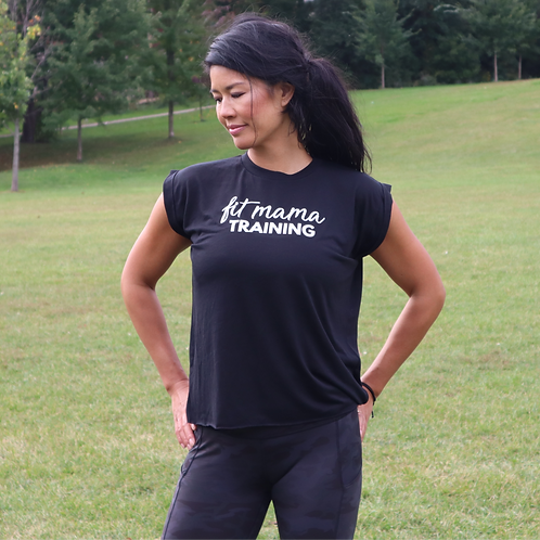Fit Mama Muscle T-Shirt